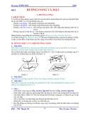 Giáo trình Hình họa - Bài 8 & 9