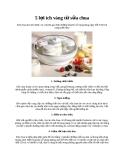 5 lợi ích vàng từ sữa chua