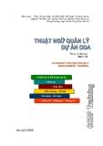 Thuật ngữ quản lí dự án ODA