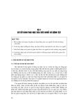 Tài liệu tham khảo: Cơ sở sinh thái học của sức khỏe và bệnh tật