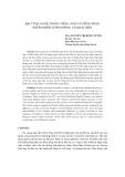 """Báo cáo khoa học: """"Đại từ quan hệ trong tiếng Anh và tiếng pháp: Những điểm t-ơng đồng và khác biệt"""""""