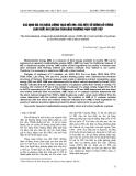 """Báo cáo khoa học: """"Xác định giá trị năng l-ợng trao đổi (me) của một số giống đỗ tương làm thức ăn cho gia cầm bằng ph-ơng pháp trực tiếp"""""""