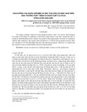 """Báo cáo khoa học: """" ảnh hưởng của phân chế biến từ rác thải hữu cơ sinh hoạt đến sinh tr-ởng phát triển và năng suất cà chua Đông-Xuân 2004-2005"""""""