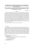 """Báo cáo khoa học: """"ảnh hưởng của tuổi thu hoạch đến năng suất và chất l-ợng thức ăn của cỏ voi (Pennisetum purpureum), cỏ ghi nê (Panicum maximum) trồng tại Đan Phượng, Hà Tây"""""""