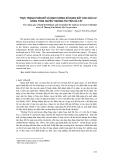 """Báo cáo khoa học: """"Thực trạng phân bố và định h-ớng sử dụng đất khu dân cư nông thôn huyện th-ờng tín tỉnh Hà Tây"""""""