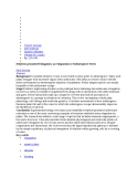 """Báo cáo khoa học: """"Ethylene-promoted Elongation: an Adaptation to Submergence Stress"""""""