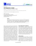 "Báo cáo sinh học: ""Limb regeneration revisited"""