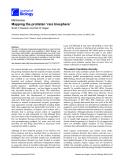 "Báo cáo sinh học: ""Mapping the protistan 'rare biosphere'"""