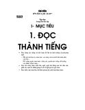 Thiết kế bài giảng tiếng việt 4 tập 1 part 8