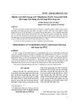 """Báo cáo y học: """"Nghiên cứu dịnh lượng axít 1-Naphtalen Acetic trong sinh khối Sâm ngọc linh bằng sắc ký lỏng hiệu năng cao"""""""