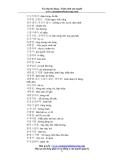 Từ vựng tiếng Hàn - Tính cách