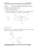 Đồ án môn học Điện tử công suất  Chương 1  TỔNG QUAN VỀ BỘ CHỈNH LƯU HÌNH TIA BA PHA
