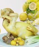 Bí quyết nấu cơm gà