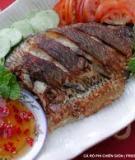 Cá rô phi chiên giòn