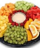 Làm trái cây khô tại nhà