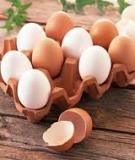 5 sai lầm thường gặp khi dùng trứng gà