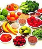 5 quan niệm không đúng về rau quả