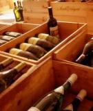 Rượu vang và gỗ sồi