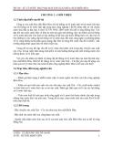 ĐỒ ÁN : XỬ LÝ NƯỚC THẢI NHÀ MÁY SẢN XUẤT HÓA CHẤT BIÊN HÒA CHƯƠNG 1 : GIỚI THIỆU