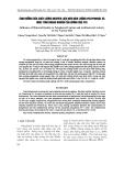 """Báo cáo nông nghiệp: """"ảnh hưởng cúa chất lượng nguyên liệu đến hàm lượng polyphenlol và hoạt tính kháng khuẩn của giống chè PH1"""""""