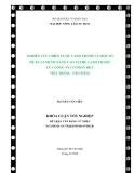 Đề tài: NGHIÊN CỨU CHIẾN LƯỢC CẠNH TRANH VÀ MỘT SỐ ĐỀ XUẤT NHẰM NÂNG CAO VỊ THẾ CẠNH TRANH CỦA CÔNG TY CỔ PHẦN DỆT VIỆT THẮNG (VICOTEX)