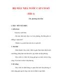 Giáo án Công dân lớp 7 : Tên bài dạy : BỘ MÁY NHÀ NƯỚC CẤP CƠ SỞ (Tiết 1) (Xã, phường, thị trấn)