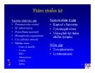 Bài giảng điều trị HIV : Các hội chứng hô hấp trong nhiễm HIV part 4