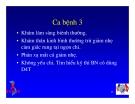 Bài giảng điều trị HIV : Các biểu hiện bệnh lý thần kinh ở người nhiễm HIV part 6