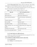Bài giảng : XỬ LÝ NƯỚC CẤP - Chất hoạt động bề mặt part 1