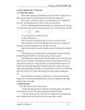 Bài giảng : XỬ LÝ NƯỚC CẤP - CÁC SƠ ĐỒ CÔNG NGHỆ XỬ LÝ NƯỚC, CÁC PHƯƠNG PHÁP XỬ LÝ NƯỚC part 5