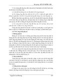 Bài giảng : XỬ LÝ NƯỚC CẤP - QUI HOẠCH TỔNG THỂ NHÀ MÁY NƯỚC part 2