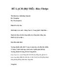 BÙ LẠCH (BỌ TRĨ) - Rice Thrips