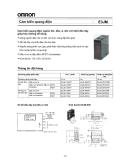 Cảm biến quang điện_phần 3