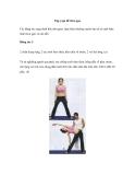 Tập yoga để thon gọn