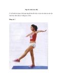 Tập cho chân săn chắc Có rất nhiều bài tập có thể giúp tăng độ dài đôi