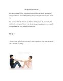 Bài tập tăng sức dẻo dai
