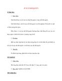 Giáo án Vật Lý lớp 8: ÁP SUẤT KHÍ QUYỂN