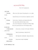 Giáo án Âm Nhạc lớp 8: HỌC HÁT BÀI Tuổi Hồng