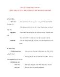 Giáo án Âm Nhạc lớp 8: ÔN TẬP: TẬP ĐỌC NHẠC TĐN SỐ 1