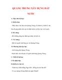 Giáo án Lịch sử lớp 7 : Tên bài dạy : QUANG TRUNG XÂY DỰNG ĐẤT NƯỚC