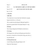 Giáo án Lịch sử lớp 7 : Tên bài dạy : CUỘC KHÁNG CHIẾN LẦN THỨ HAI CHỐNG QUÂN XÂM LƯỢC NGUYÊN (12