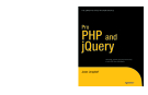 Pro PHP and jQuery