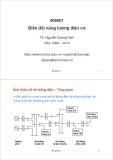 Bài giảng biến đổi năng lượng điện cơ chương 1