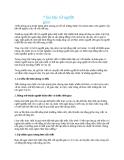 7 bài học từ người giàu