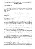 BÀI 6: KẾT HỢP PHÁT TRIỂN KINH TẾ- XÃ HỘI VỚI TĂNG CƯỜNG CỦNG CỐ QUỐC PHÒNG- AN NINH