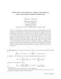 "Báo cáo toán học: ""DERIVATIVE POLYNOMIALS, EULER POLYNOMIALS, AND ASSOCIATED INTEGER SEQUENCES"""