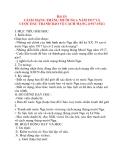 Giáo án Lịch Sử 8: Bài 15: CÁCH MẠNG THÁNG MƯỜI NGA NĂM 1917
