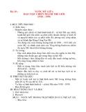 Giáo án Lịch Sử 8: Bài 18 :NƯỚC MỸ GIỮA HAI CUỘC CHIẾN TRANH THẾ GIỚI (1918 – 1939)