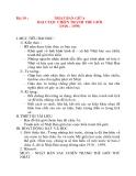 Giáo án Lịch Sử 8: Bài 19 :NHẬT BẢN GIỮA HAI CUỘC CHIẾN TRANH THẾ GIỚI (1918 – 1939)