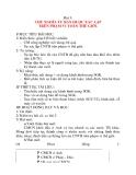 Giáo án Lịch Sử lớp 8: Bài 3: CHỦ NGHĨA TƯ BẢN ĐƯỢC XÁC LẬP TRÊN PHẠM VI TOÀN THẾ GIỚI.